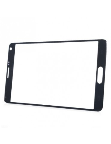 Outer Glass Screen Lens Cover with Repair Tools for Samsung Note 4