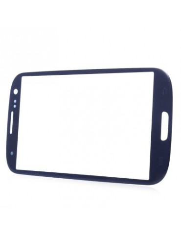 Outer Glass Screen Lens Cover with Repair Tools for Samsung S3