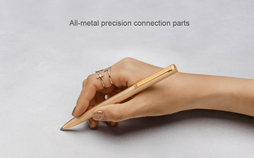 Original Xiaomi 0.5mm Sign Pen Writing Stationery